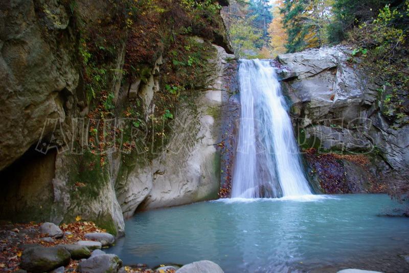 cascada casoca turism buzau