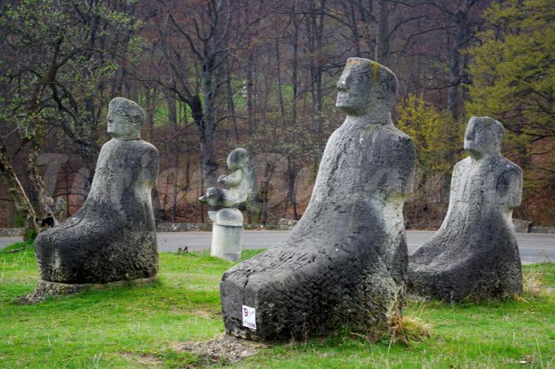 tabara de sculptura magura