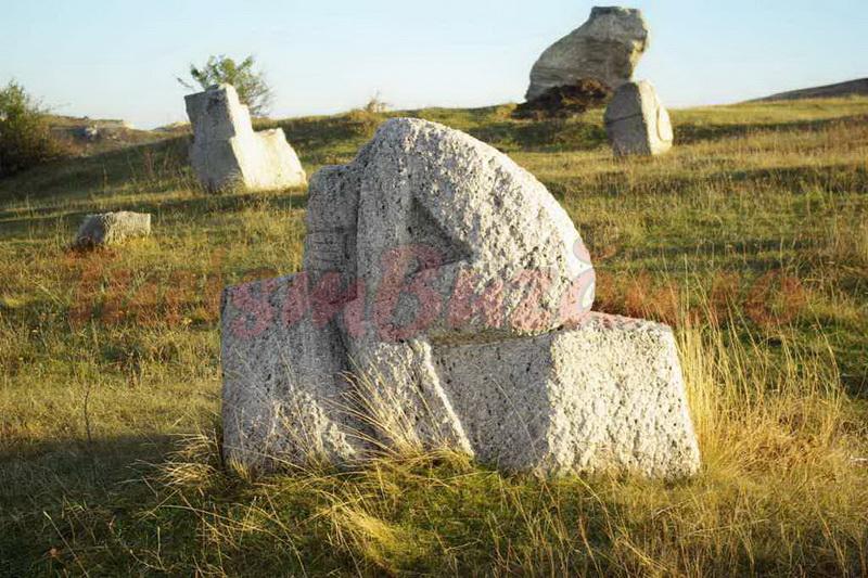 Tabara de sculptura Naeni