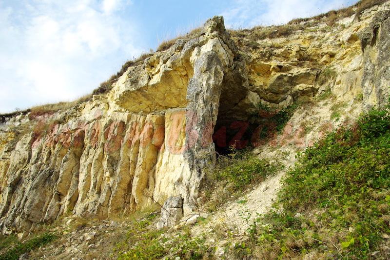 Grotele preistorice din Naeni