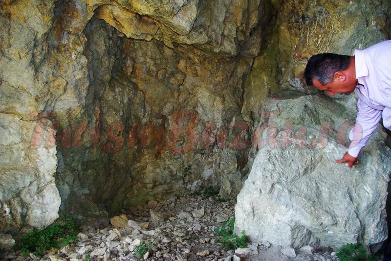 Grotele preistorice din Naeni marian apostol