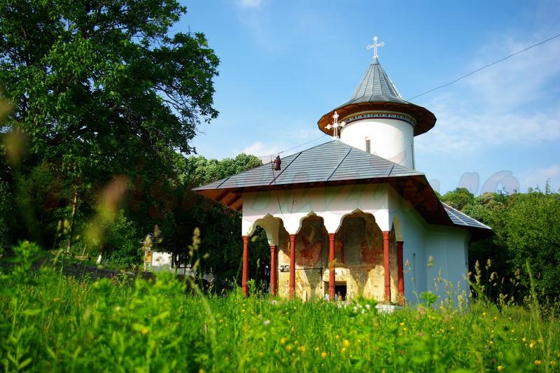 manastiri buzau manastirea carnu