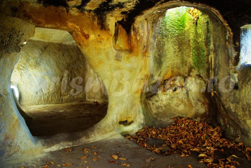 complexul rupestru alunis turism buzau