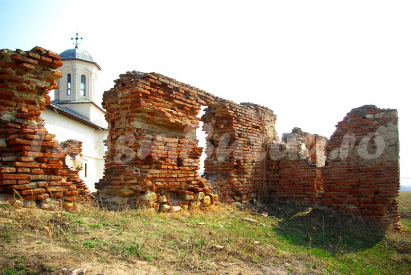 manastiri buzau manastirea cetate berca