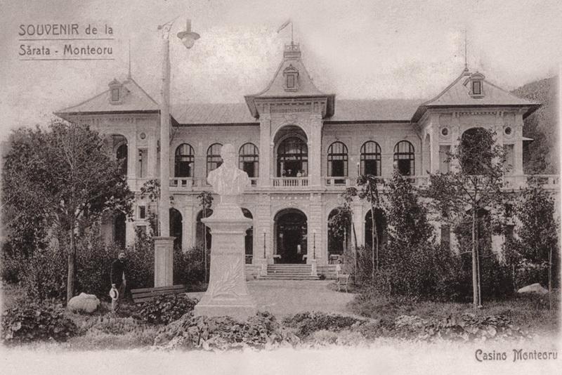 istoricul statiunii Sarata Monteoru