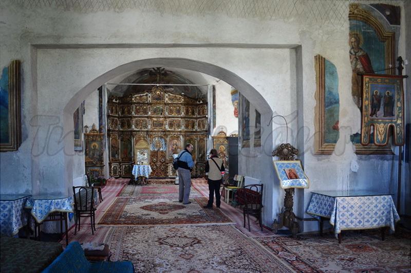 Manastirea Barbu