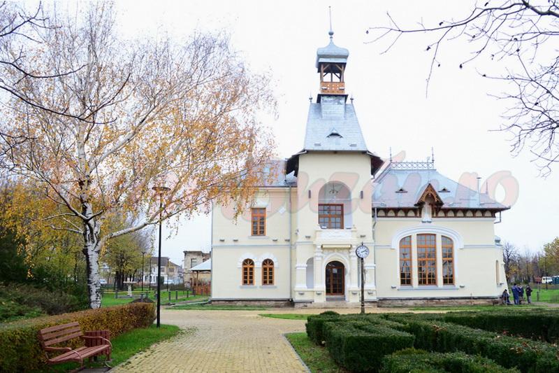 palatul marghiloman