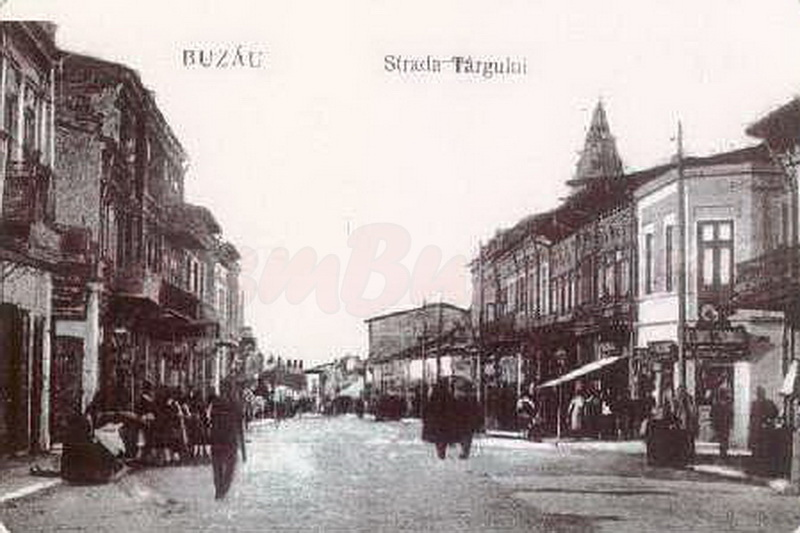 strada targului orasul Buzau