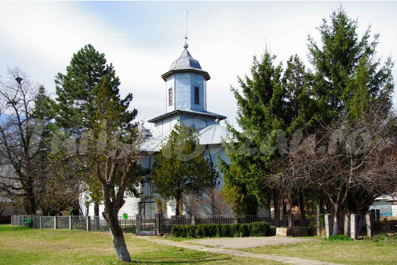 manastiri buzau manastirea podul bulgarului