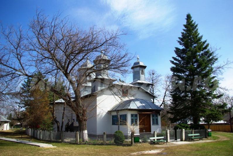 manastirea podul bulgarului