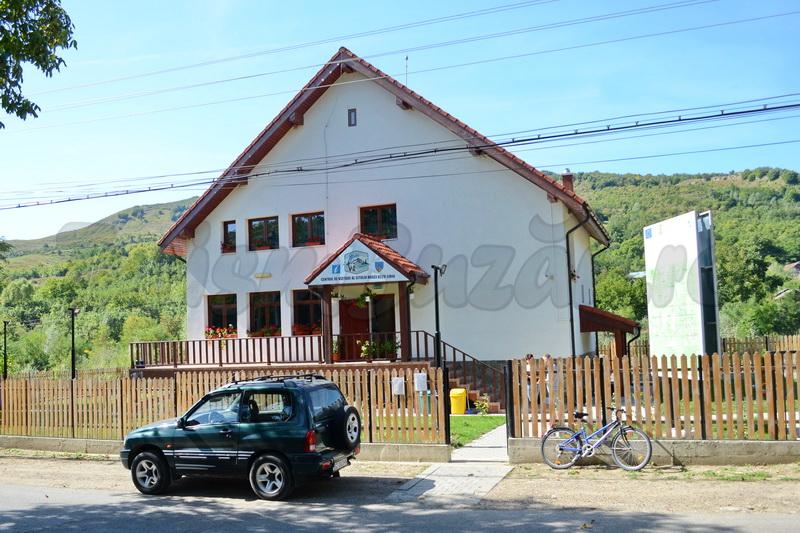 Centrul de vizitare Chiojdu