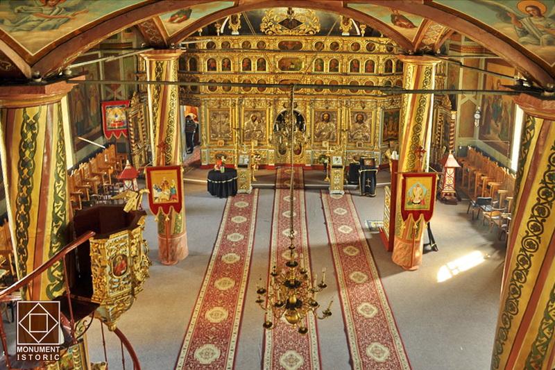 biserica greci buzau