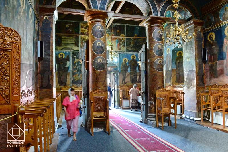 manastirea ciolanu buzau