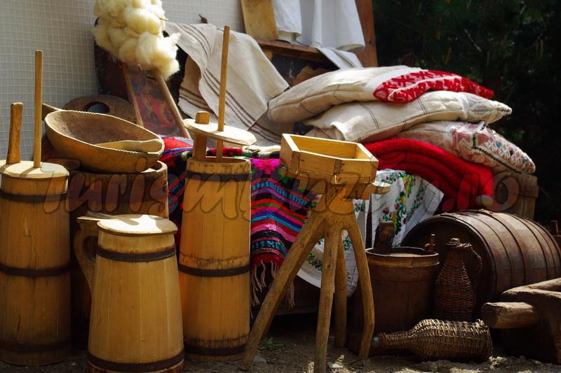 traditii din buzau, mesteri populari