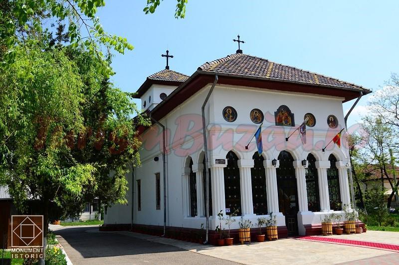 biserica banului buzau