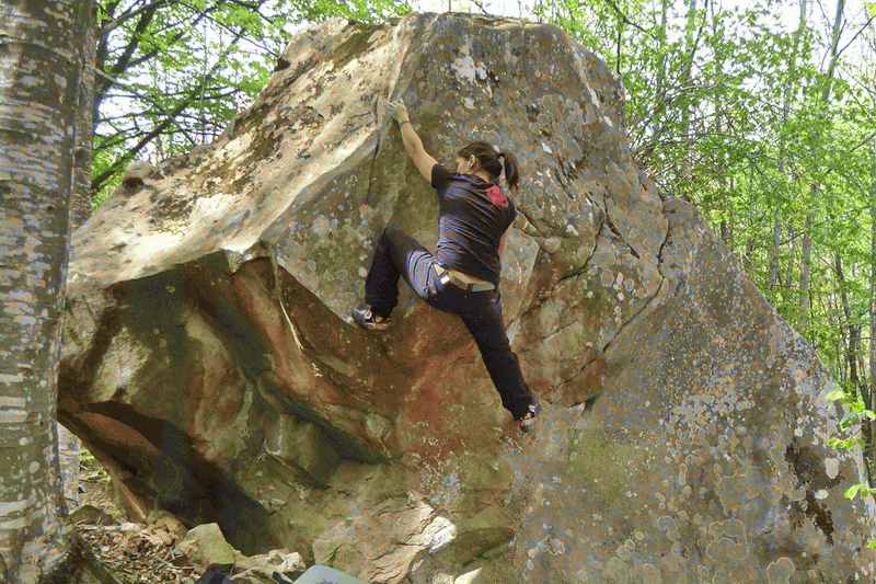 agrement buzau bouldering
