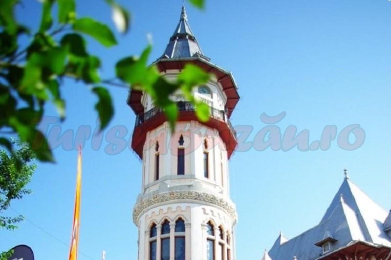 palatul comunal buzau