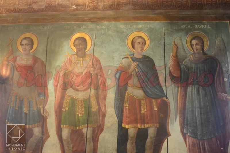 fosta manastire cetate izvoranu