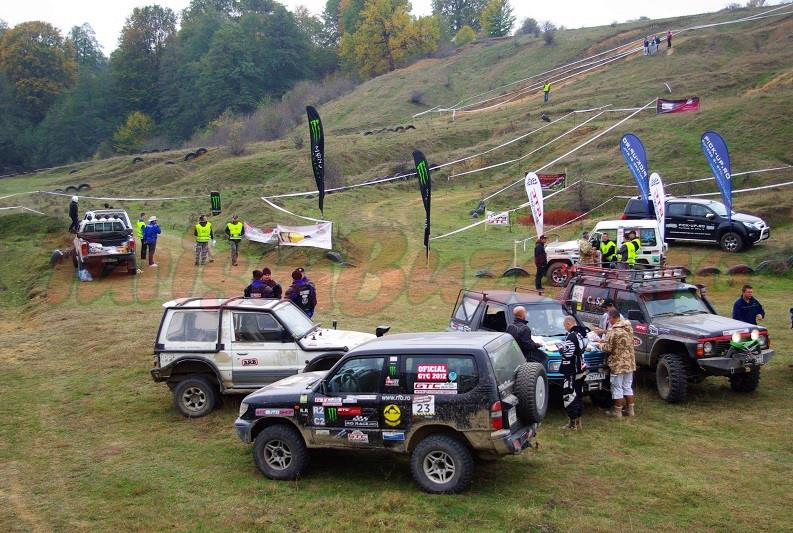 off road buzau