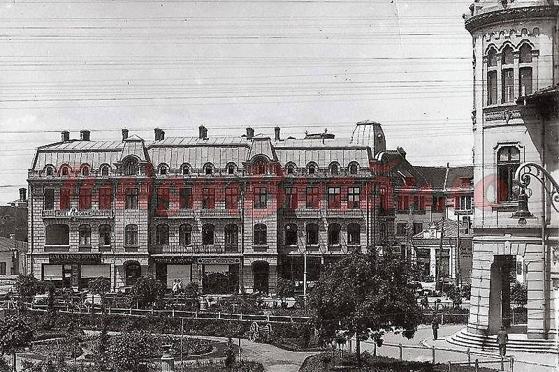 hotelul coroana